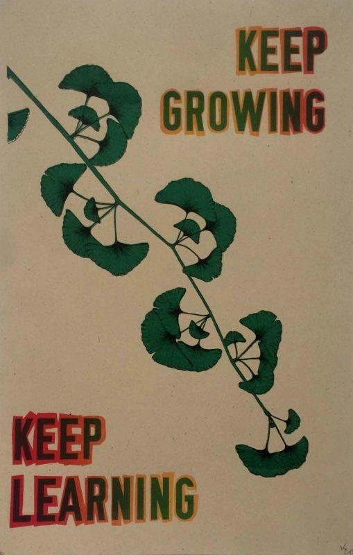 Keep Growing Keep Learning