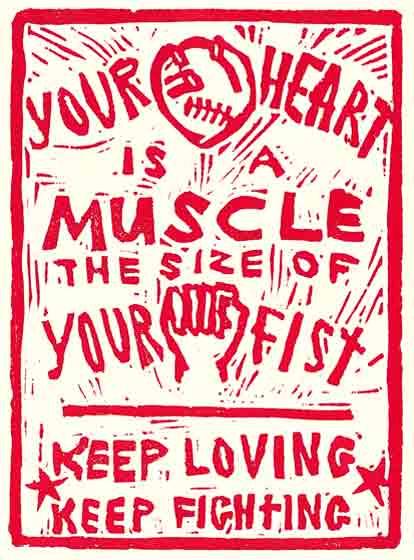 Keep Loving Keep Fighting