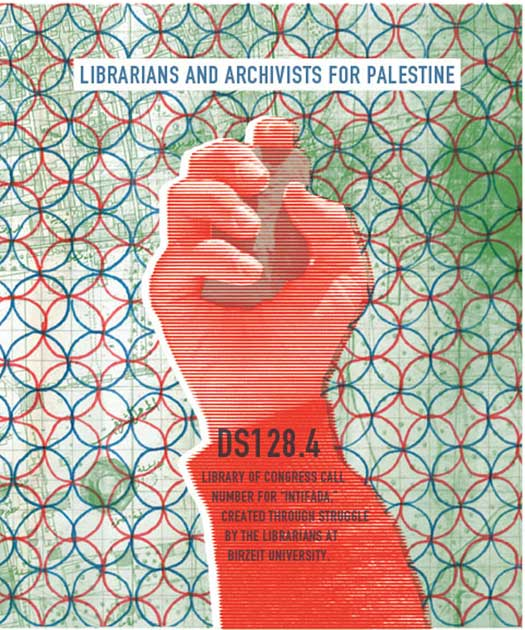 Librarians and Archivists To Palestine Zine