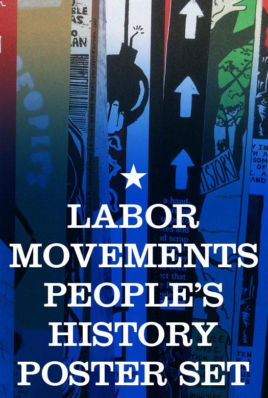 Labor Struggles Poster Pack