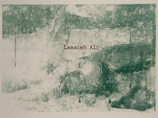 Lamaimh Ali