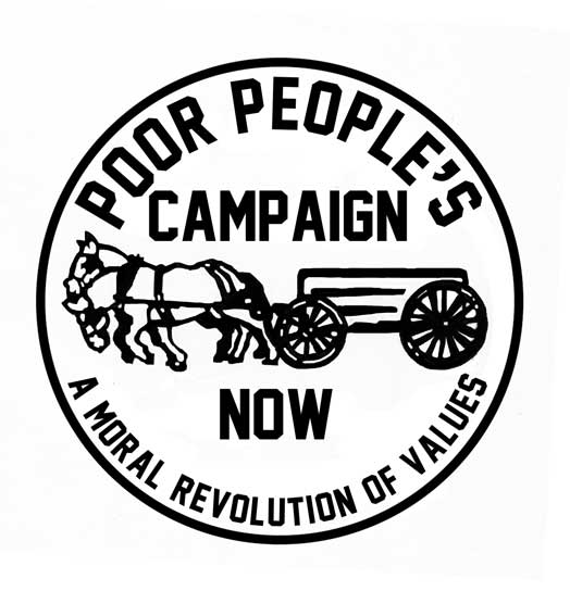 Poor People's Campaign – 2018 logo design