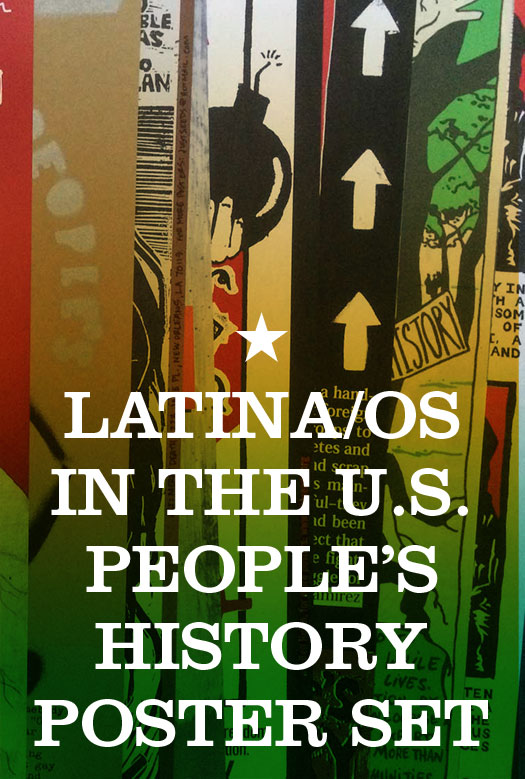 Latinx in the United States Poster Pack