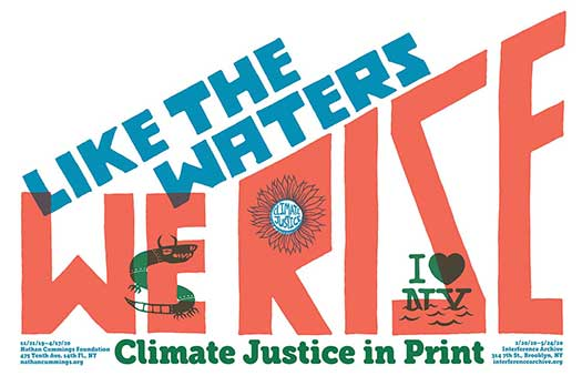 Like the Waters, We Rise: Climate Justice in Print, pt.1