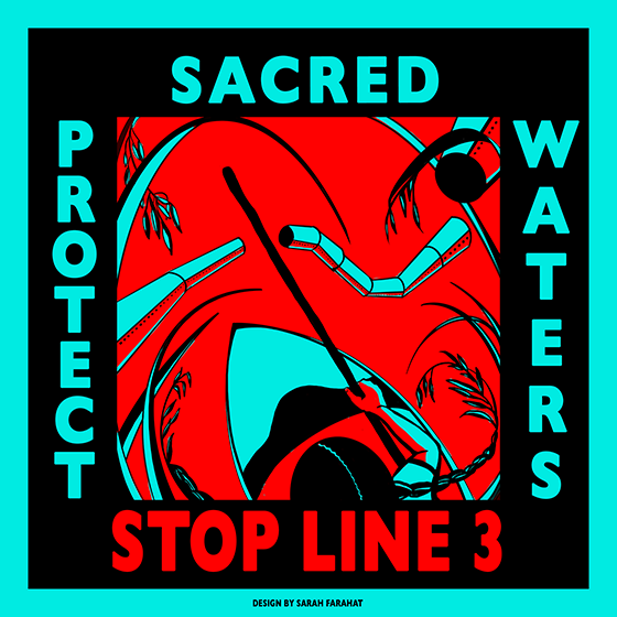 Protect Sacred Waters #3