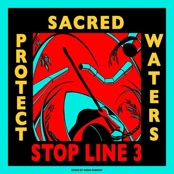 Protect Sacred Waters #1