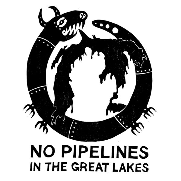 No Pipelines in the Great Lakes