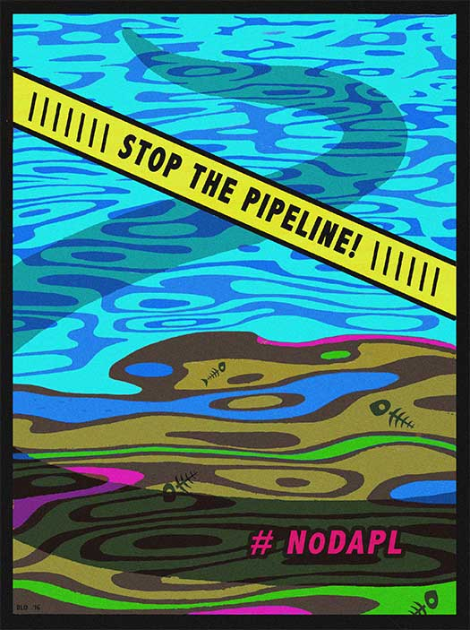 Stop The Pipeline!
