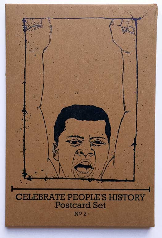 Postcard Set #2: Celebrate People's History
