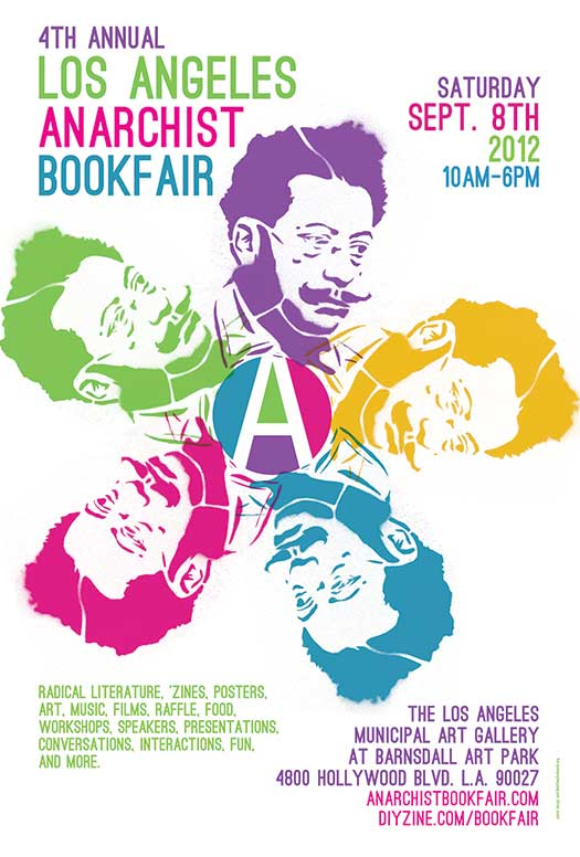 LA Anarchist Bookfair 2012