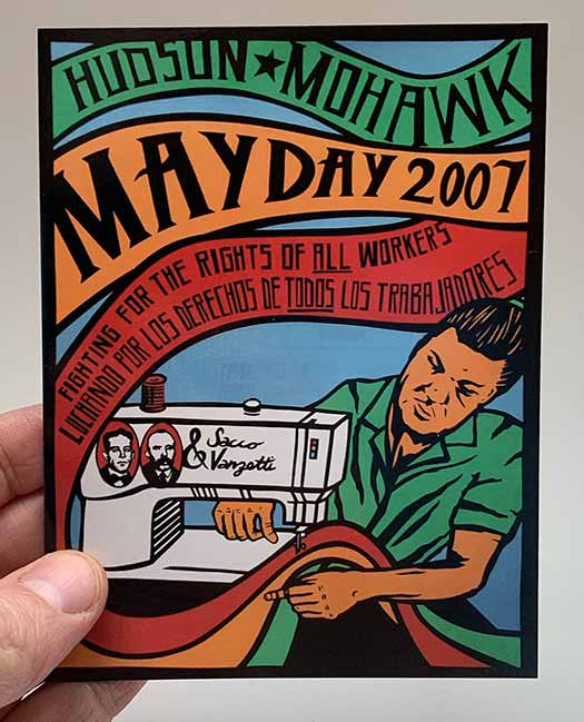 Hudson Mohawk Mayday