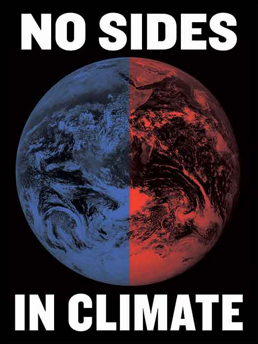 No Sides in Climate