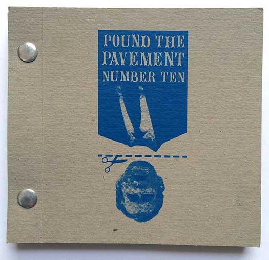 <em>Pound the Pavement</em> #10