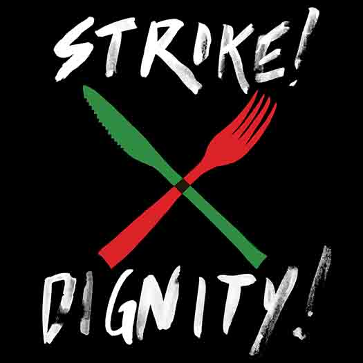 Strike! Dignity!