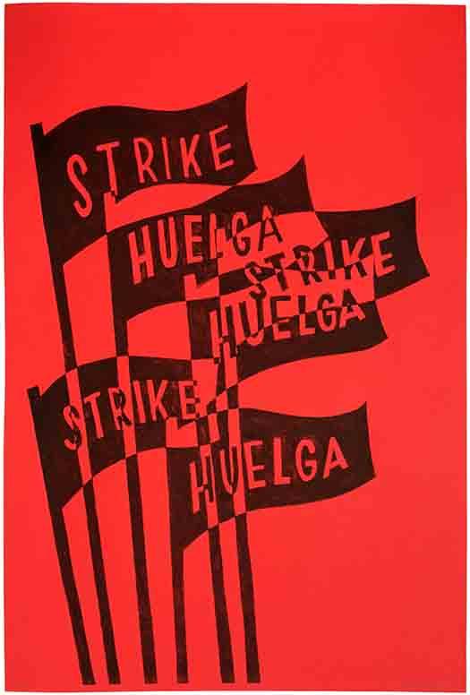 Strike/Huelga