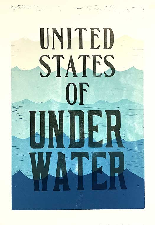 United States Of Under Water