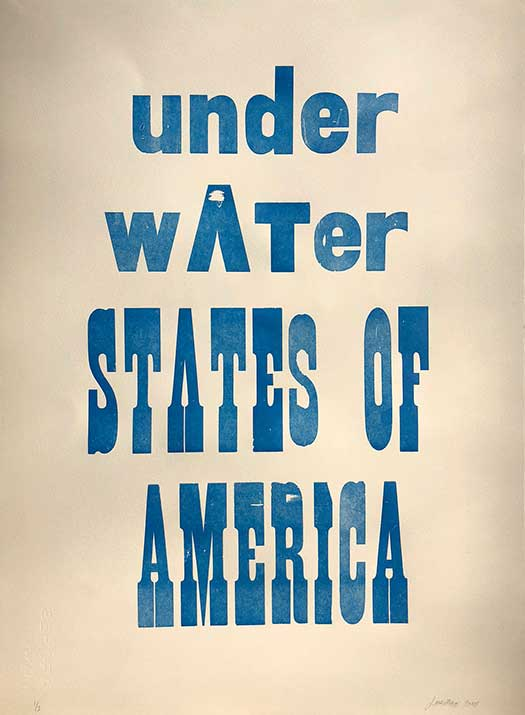 Under Water States of America