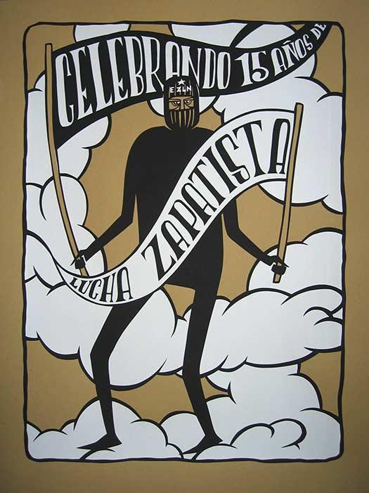 Celebrando 15 Años de Lucha Zapatista