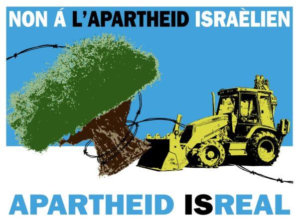 Apartheid IsReal