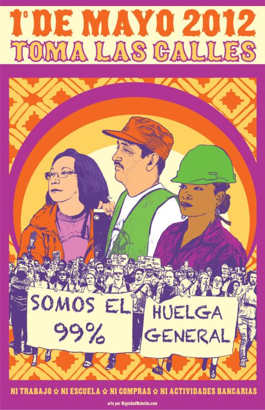 May Day: Toma Las Calles