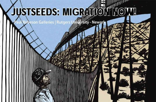 Migration Now! at Paul Robeson Gallery, Newark