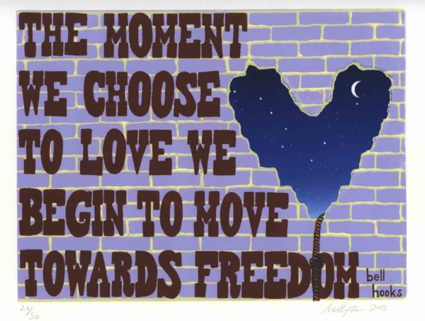 The Moment We Choose To Love…