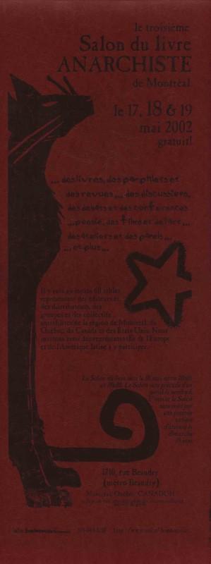 Montreal Anarchist Bookfair 2002