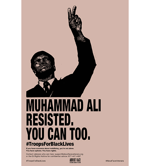 Muhammad Ali Resisted. You Can Too.