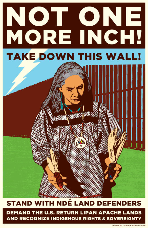 Take down the wall