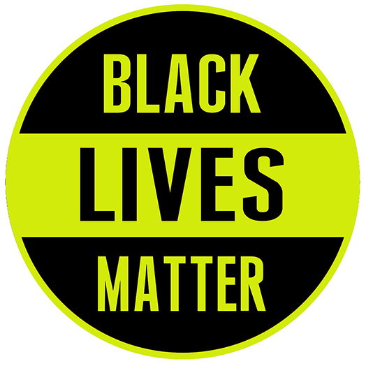Black Lives Matter (circle design)