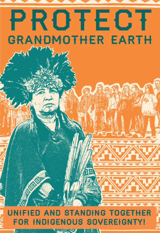 Protect Grandmother Earth