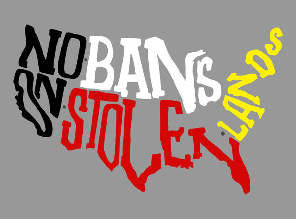 No Bans on Stolen Land (Medicine Wheel Version)