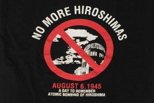 August 6, 1945 No More Hiroshimas