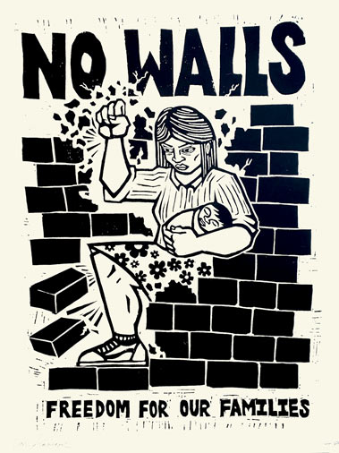 No Walls, Freedom For our Families