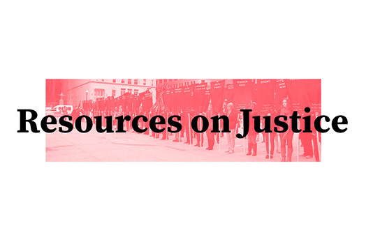 Resources on Justice