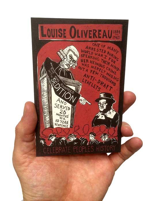 Louise Olivereau