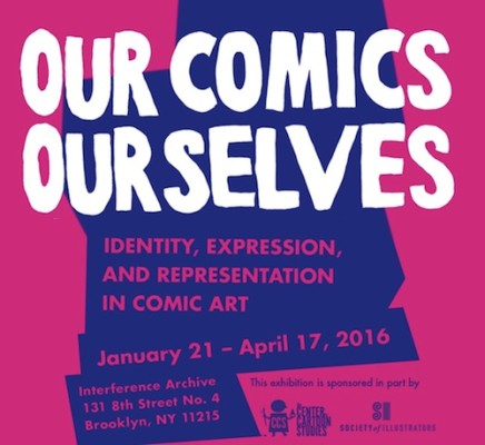 Our Comics Ourselves: Identity, Expression, and Representation in Comic Art