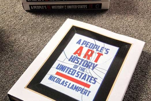Against the Grain interview on A People's Art History of the US