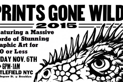 Prints Gone Wild 2015!