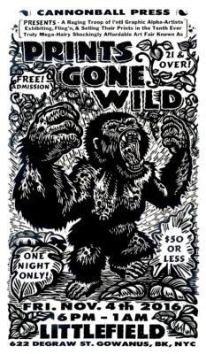 11th Annual Prints Gone Wild!