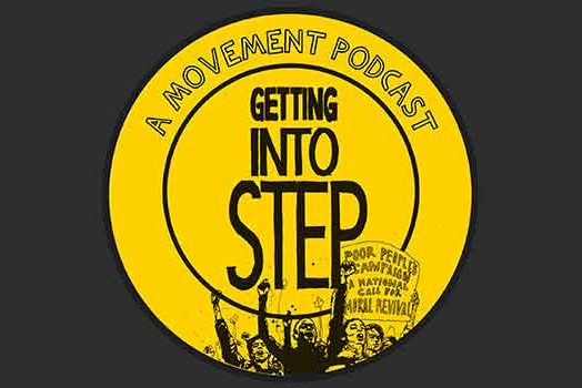 The new podcast Getting Into Step