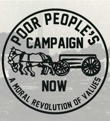 1968 and 2018: The Poor People's Campaign