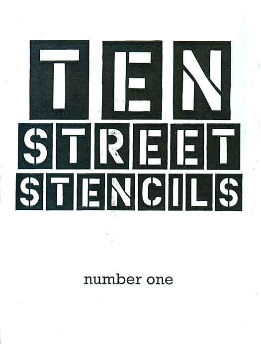 10 Street Stencils