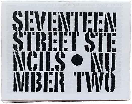 Seventeen Street Stencils
