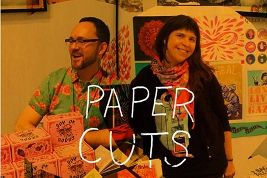 Paper Cuts Interview with Mary Tremonte & Darin Klein
