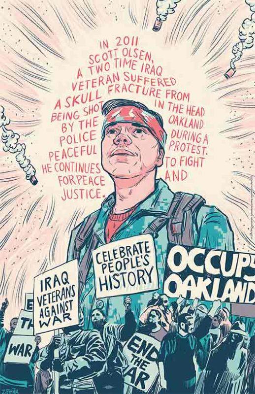 Scott Olsen & Occupy Oakland
