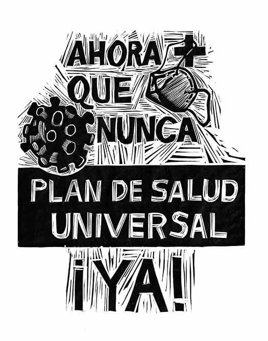 Ahora más que nunca plan universal ¡Ya!