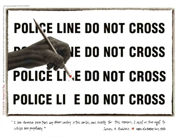Police Line Do Not Cross