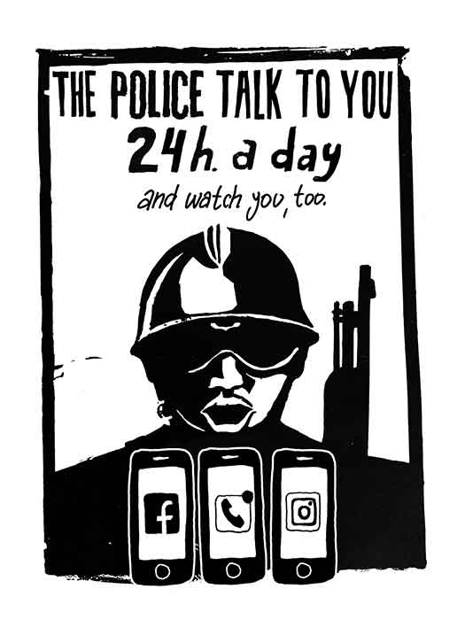 The Police Talk to You…