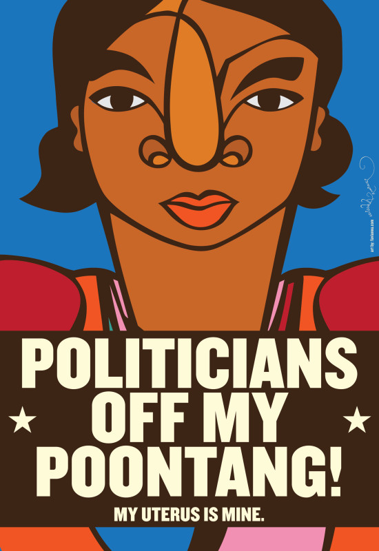 Politicians Off My Poontang